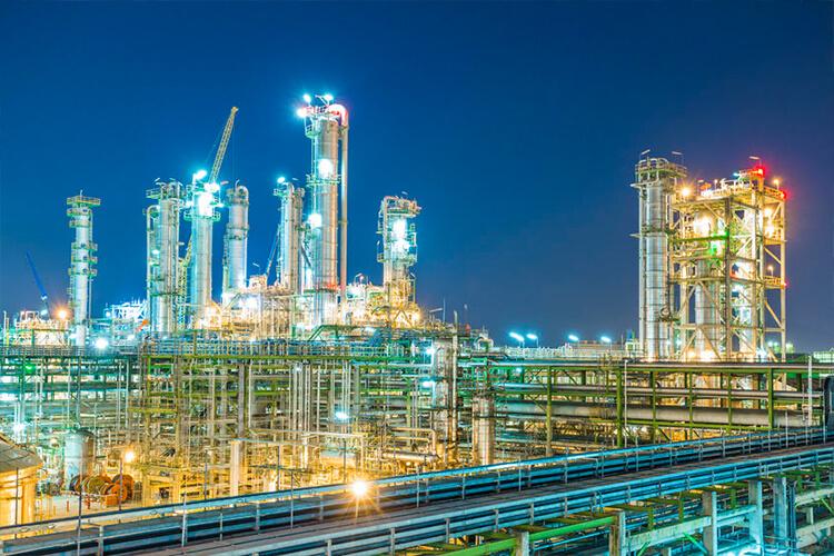 oil refinery plant services Iraq